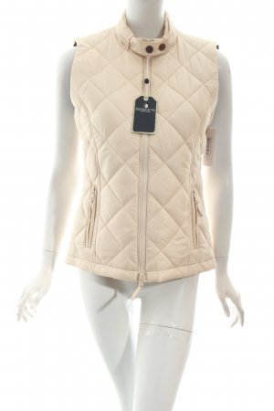 Arqueonautas Quilted Gilet oatmeal athletic style