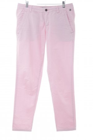 Arqueonautas Straight Leg Jeans pink casual look