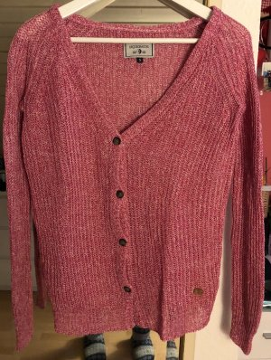 Arqueonautas Veste en tricot multicolore lin