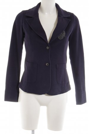 Arqueonautas Sweat Blazer lilac casual look