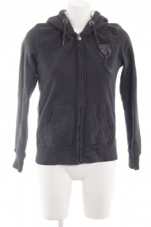 Arqueonautas Sweat Jacket dark blue athletic style
