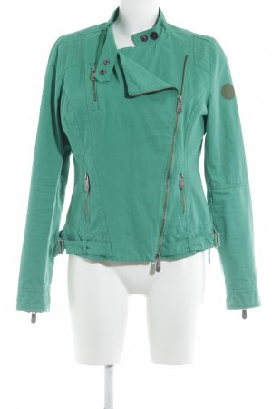 Arqueonautas Between-Seasons Jacket green casual look