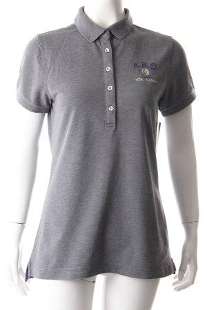 Arqueonauts Polo-Shirt grau