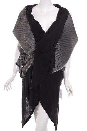 Arrey Kono Weste schwarz-grau extravaganter Stil