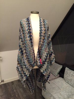 Artist Fortune Knitted Vest multicolored
