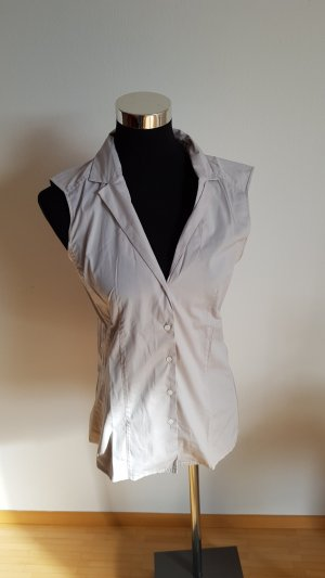 Artigiano Sleeveless Blouse light grey