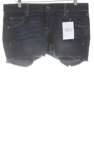 Artisan Shorts dunkelblau Jeans-Optik