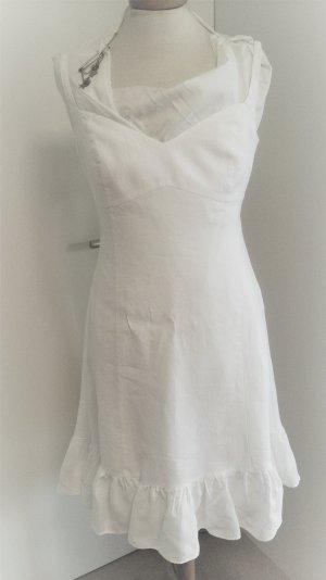 ArtToBe weißes Sommerkleid, ungetragen