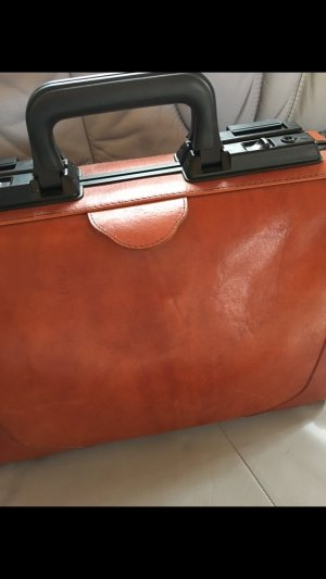 Doctor's Briefcase multicolored leather