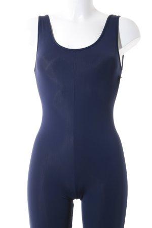 AS Textil Tuta blu scuro-blu stile stravagante