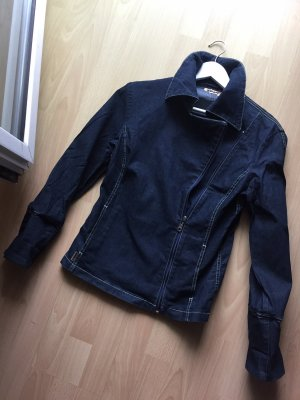Ascari Denim Jacket dark blue
