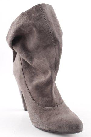 ASH Absatz Stiefel grüngrau schlichter Stil