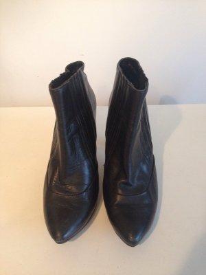 Ash Ankle Boots cool zeitlos Schlupfschuh edel