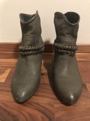 ASH Booties dark grey-anthracite