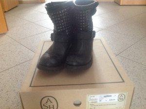 Ash Biker Boots schwarz gr.38 wie neu
