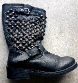 ASH Chukka boot noir-argenté