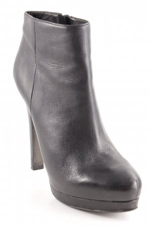ASH Booties schwarz Casual-Look