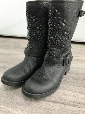 ASH Botas negro
