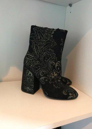 ASH Boots Schwarz/Gold Gr.39 statt 180,00€!!