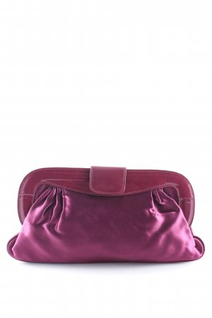 ASH Clutch purpur Elegant