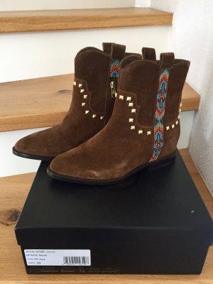 Ash Cowboy Boots 39 Leder