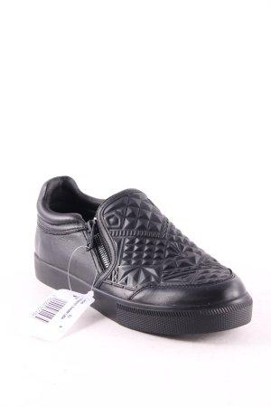 ASH Flats negro look gótico
