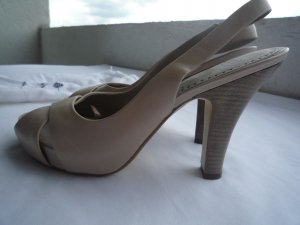 ASH High Heel Sandal sand brown-beige