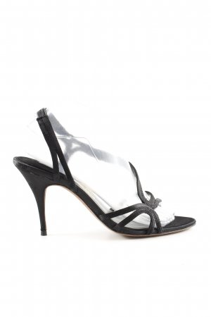 ASH High Heel Sandaletten schwarz Business-Look