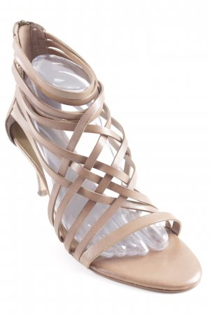 ASH High Heel Sandal light brown casual look