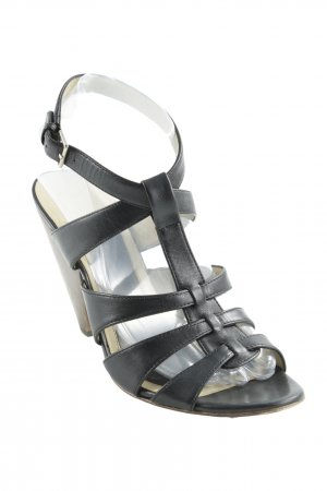 ASH High Heel Sandal black casual look