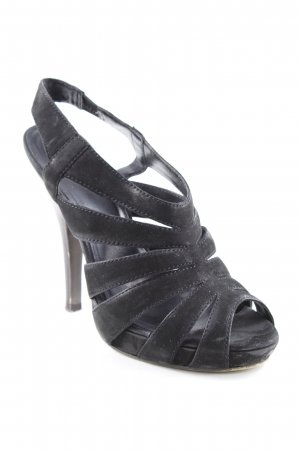 ASH High Heel Sandaletten schwarz Elegant