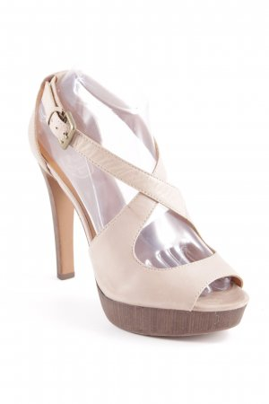 ASH High Heels beige-hellbraun Elegant