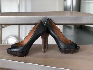 ASH High heels peeptoes