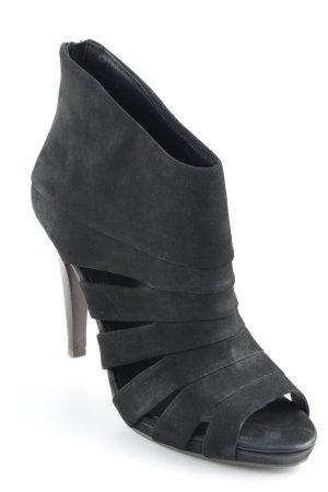 ASH High Heels schwarz extravaganter Stil