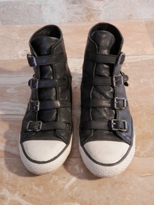 Ash High Top Fashion Blogger Sneaker Turnschuhe Sportschuhe Punk Rock Style Top