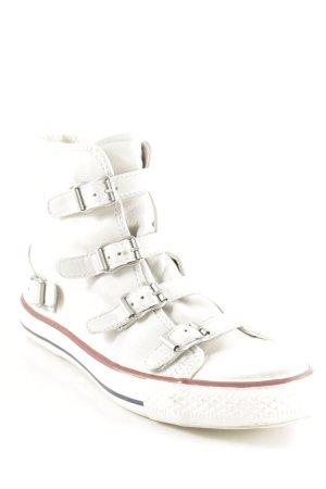 "ASH High Top Sneaker ""Virgin"""