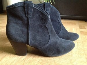 Ash Jalouse Midnight Blue Gr.37 Stiefeletten Ankle Boots