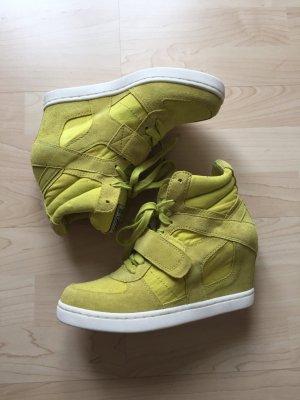 ASH Keilabsatz Hightop Sneaker