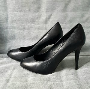 ASH Platform Pumps black
