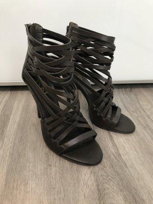ASH Sandale in der Farbe taupe wie neu