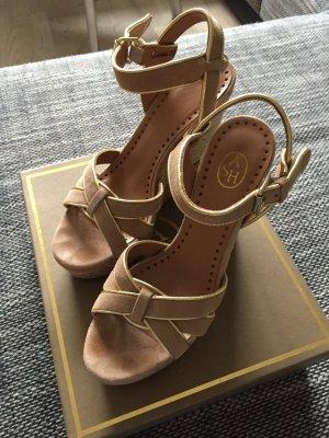 Ash Sandalen mit Keilabsatz