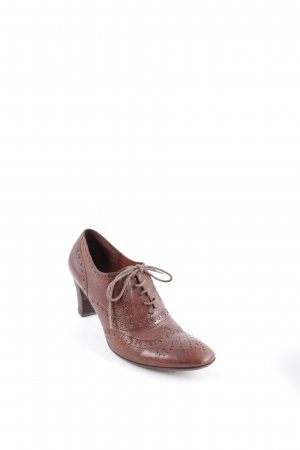 "ASH Lace-up Pumps ""Ulysse"" brown"