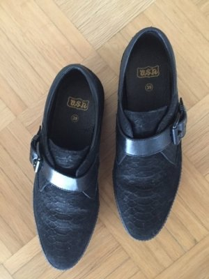 ASH Schuhe in schwarz Größe 39