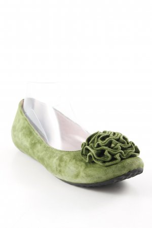 ASH Slippers green business style