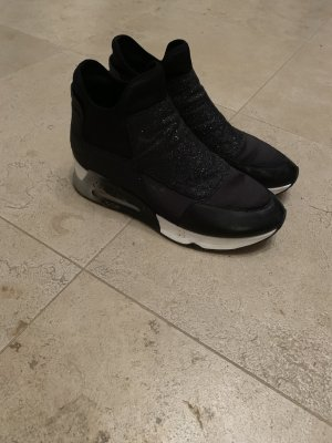 ASH High Top Sneaker black