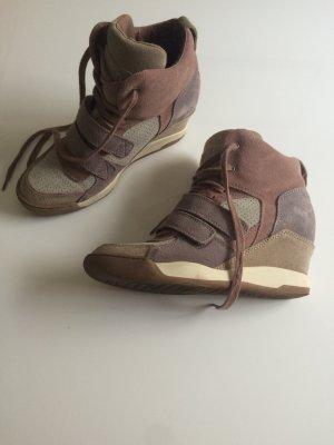 ASH Sneakers multicolored suede