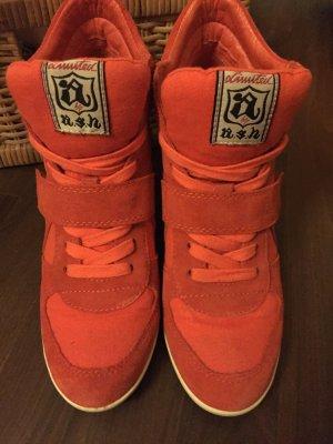 Ash Sneaker in orange #39