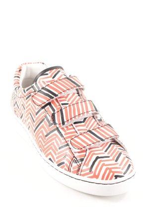 ASH Sneaker Klettverschluss Mustermix sportlicher Stil
