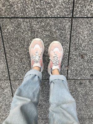 Ash Sneaker rosa