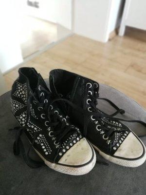 Ash Sneaker schwarz
